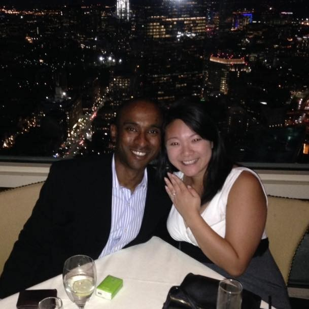 WFSB's Evan White Engaged
