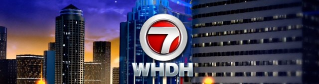 Take a 360 Degree Tour of the WHDH 7 News Studio