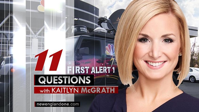 11 Questions with Kaitlyn McGrath | 11 Questions