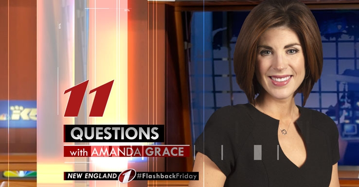 11 Questions with Amanda Grace | 11 Questions