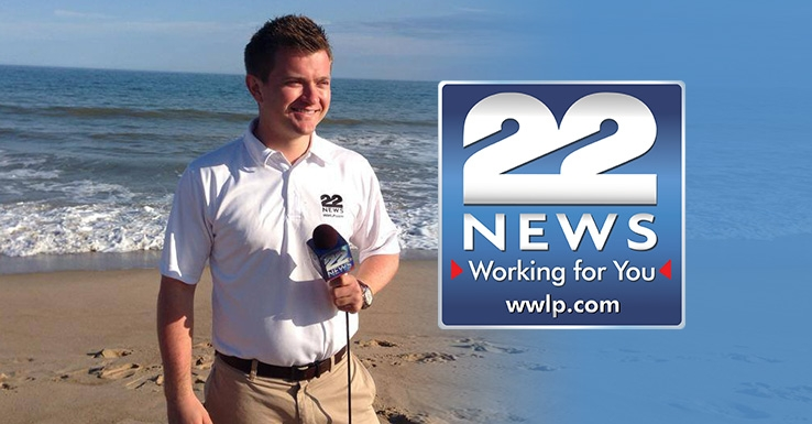 Nick Bannin Promoted to Weekday Meteorologist at WWLP