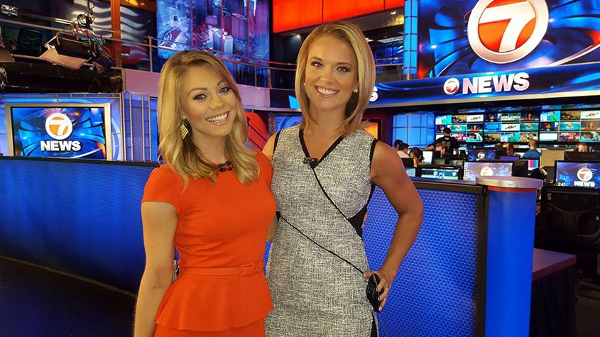Elizabeth Noreika and Jadiann Thompson Swap Roles at WHDH | Boston