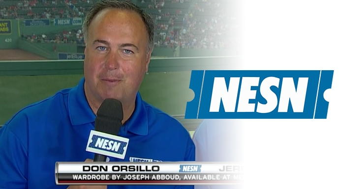 NESN To Part Ways With Don Orsillo After Red Sox Season Ends