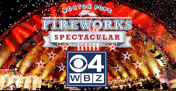 WBZ Announces Plans for Broadcast of The Boston Pops