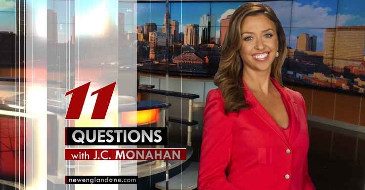 11 Questions with J C  Monahan | 11 Questions