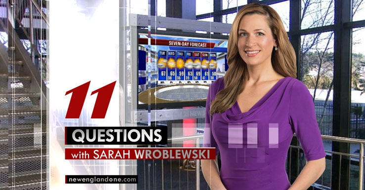11 Questions With Sarah Wroblewski