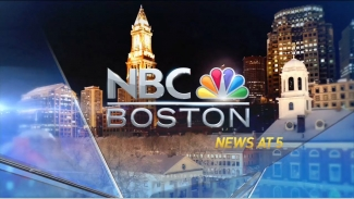 NBC Boston News at 5pm - First Newscast