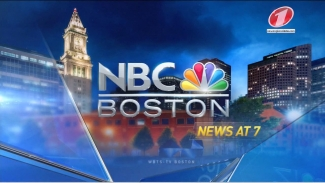 NBC Boston News at 7pm - First Newscast