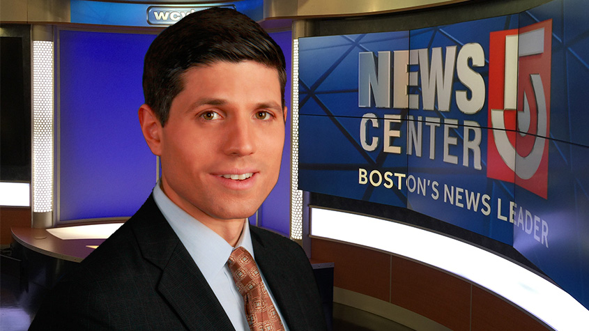 Ben Simmoneau Joining WCVB as 5pm/10pm Anchor | Boston