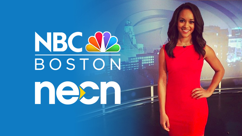 Desiree Wiley Joining NECN/NBC Boston as Reporter and Anchor