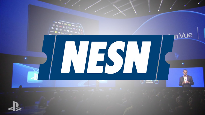 NESN Launches On Playstation VUE