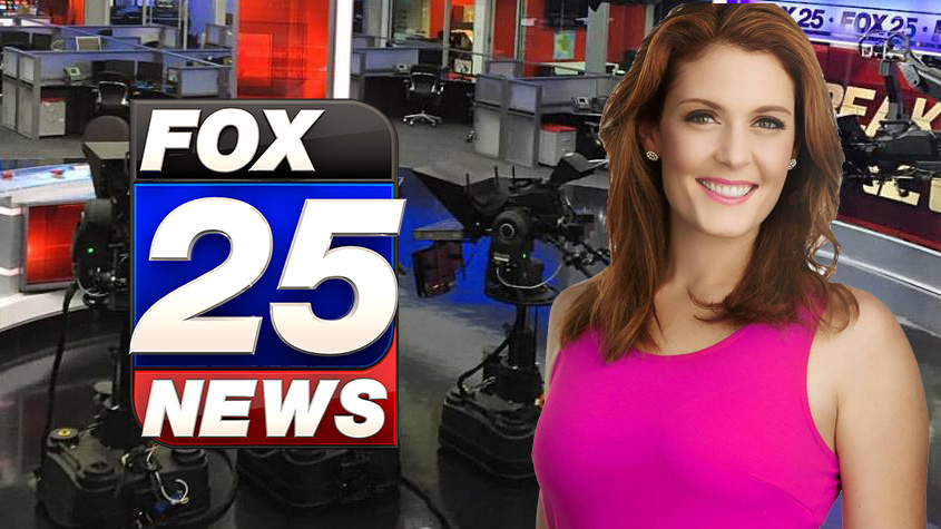 Christine Odonnell Joins Fox 25 As Reporter Boston