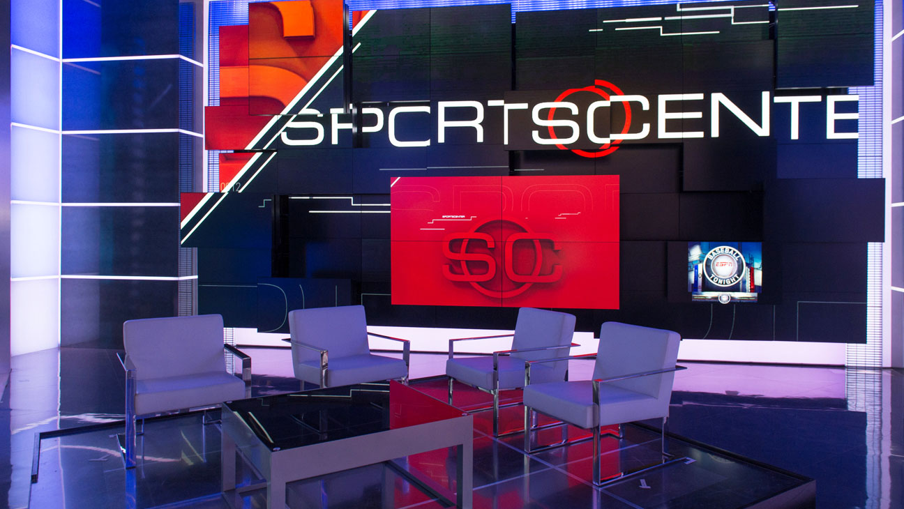 ESPN's New 'SportsCenter' Studio to Debut on Sunday | Cable